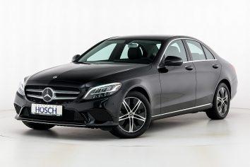 Mercedes-Benz C 220d Avantgarde Aut. LP:54.014.- bei Autohaus Hösch GmbH in
