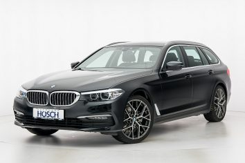 BMW 520d Touring Aut.  LP:61.499.-€ bei Autohaus Hösch GmbH in