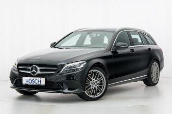 Mercedes-Benz C 220d Kombi Avantgarde Aut. LP:55.960.-€ bei Autohaus Hösch GmbH in