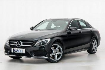 Mercedes-Benz C 220d 4MATIC AMG-Line Aut. LP:60.548.-/mtl.257.-* bei Autohaus Hösch GmbH in