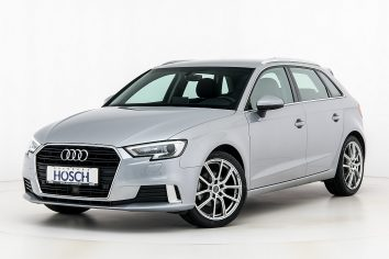 Audi A3 SB 1.5 TFSI Sport Aut. LP: 43.488.-€ bei Autohaus Hösch GmbH in