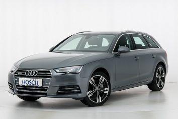 Audi A4 Avant TDI quattro Sport Aut. LP:66.052.-€ bei Autohaus Hösch GmbH in