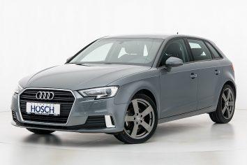 Audi A3 Sportback 1.6 TDI Sport Aut LP: 36.682,-€ bei Autohaus Hösch GmbH in