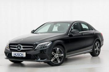 Mercedes-Benz C 220d Avantgarde Aut. LP:54.014.-€ bei Autohaus Hösch GmbH in