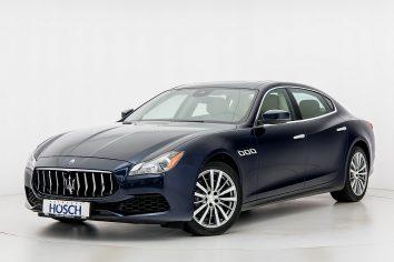 Maserati Quattroporte Diesel Aut LP: 129.559,-€ bei Autohaus Hösch GmbH in
