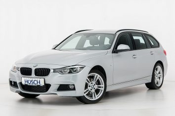 BMW 320d xDrive Kombi M-Sport Aut. LP:62.854,-/mtl.233.-* bei Autohaus Hösch GmbH in
