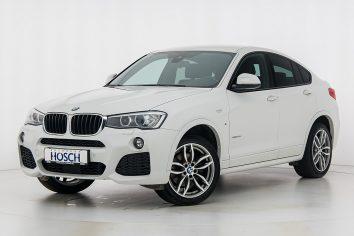 BMW X4 xDrive 20d M-Sport Aut. LP: 70.744,-€ bei Autohaus Hösch GmbH in