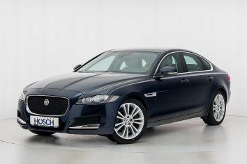 Jaguar XF 20d Prestige AWD Aut. LP: 64.088-€ bei Autohaus Hösch GmbH in