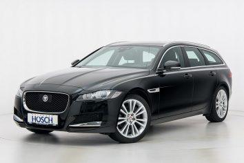 Jaguar XF Sportbrake 20d Pure Aut LP: 63.778.-€ bei Autohaus Hösch GmbH in
