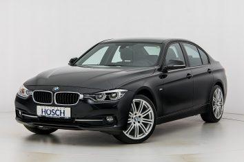 BMW 318d Sport Line LP: 50.422,- € bei Autohaus Hösch GmbH in