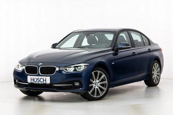 BMW 320d xDrive Sport Line Aut. LP:60.245.- € bei Autohaus Hösch GmbH in