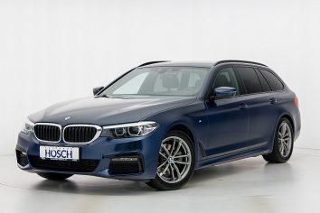 BMW 520d Touring M Sport Aut. LP: 72.331,- € bei Autohaus Hösch GmbH in