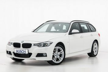 BMW 320d xDrive Kombi M-Sport Aut. LP:62.165,-/mtl.215.-* bei Autohaus Hösch GmbH in