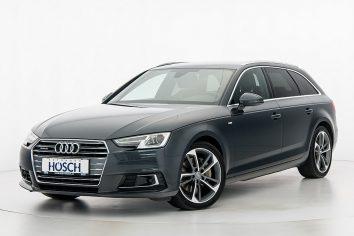Audi A4 Avant TDI quattro Sport S-Line Aut. LP: 67.226,-€ bei Autohaus Hösch GmbH in