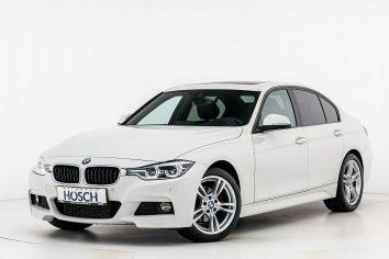 BMW 320d M-Sport Aut. LP.:59.537,- € bei Autohaus Hösch GmbH in