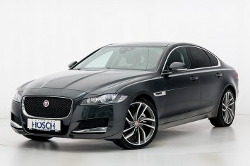 Jaguar XF 25d Portfolio Aut. LP: 80.949.-/mtl.285.-* bei Autohaus Hösch GmbH in