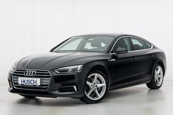 Audi A5 Sportback 2,0 TDI Sport Aut LP: 59.295,- € bei Autohaus Hösch GmbH in