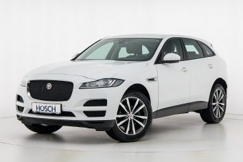 Jaguar F-Pace 20d Pure Aut. LP:57.967.-€/mtl. 335,-* bei Autohaus Hösch GmbH in