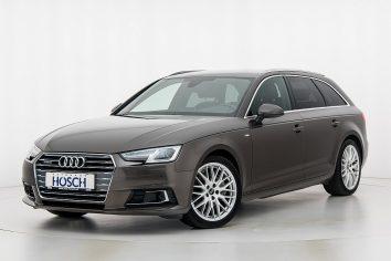 Audi A4 Avant TDI 4WD Sport S-Line Aut. LP:67.737,- bei Autohaus Hösch GmbH in