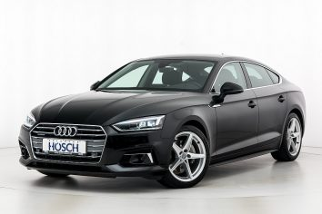 Audi A5 Sportback 40 TDI quattro Sport Aut. LP:64.130,-/mtl.254.-* bei Autohaus Hösch GmbH in