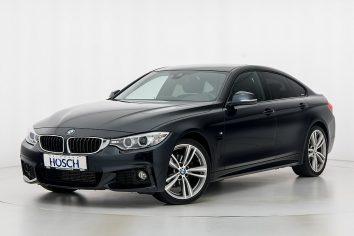 BMW 420d Gran Coupe M-Sport Aut. LP:61.488.-€ bei Autohaus Hösch GmbH in