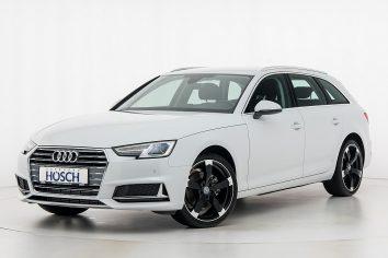 Audi A4 Avant 40 TFSI Sport Aut. LP:51.402.-€ bei Autohaus Hösch GmbH in