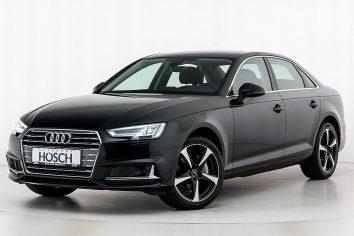 Audi A4 TDI Sport Aut. LP: 53.017,-/mtl.160.-* bei Autohaus Hösch GmbH in
