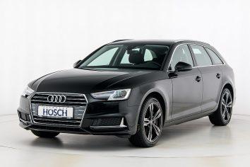 Audi A4 Avant TDI Sport Aut. LP:56.101.-/mtl.156.-* bei Autohaus Hösch GmbH in