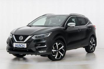 Nissan Qashqai 1.3 DIG-T Tekna+ !VOLL! LP:35.862.-/mtl.136.-* bei Autohaus Hösch GmbH in