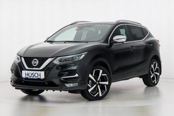 Nissan Qashqai 1.3 DIG-T Tekna+ !! VOLL !!  LP: 35.862.-€ bei Autohaus Hösch GmbH in