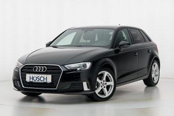 Audi A3 SB 1.6 TDI Sport LP:37.239.-€ bei Autohaus Hösch GmbH in