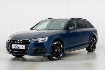 Audi A4 Avant 2,0 TDI quattro Aut LP: 69.396,-€ bei Autohaus Hösch GmbH in