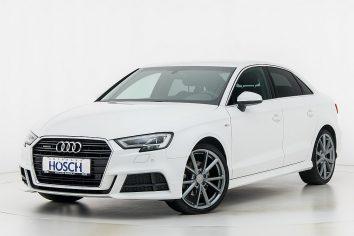 Audi A3 Limousine 2.0 TDI quattro Sport 2xS-Line Aut. LP: 55.184.-€ bei Autohaus Hösch GmbH in
