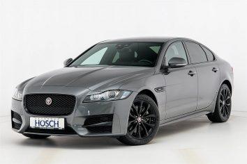 Jaguar XF 30d R-Sport Aut. LP: 83.069.-€ bei Autohaus Hösch GmbH in