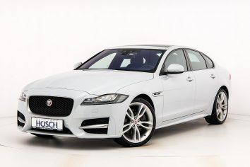 Jaguar XF 30d R-Sport Aut. LP: 90.773,- € bei Autohaus Hösch GmbH in