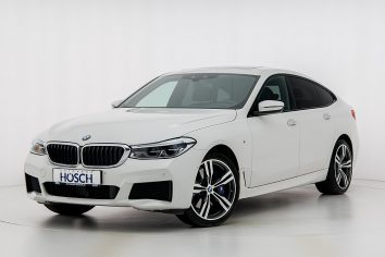 BMW 640d xDrive Gran Turismo M-Sport Aut. LP: 111.230,-€ bei Autohaus Hösch GmbH in