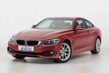 BMW 420i Coupe Advantage Aut. LP:52.862.-€ bei Autohaus Hösch GmbH in