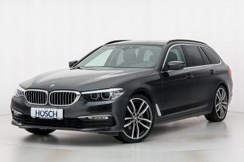 BMW 520d Touring Aut. LP: 62.127.- bei Autohaus Hösch GmbH in