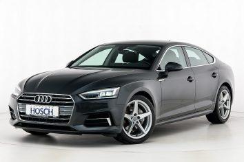 Audi A5 Sportback 40 TDI Sport Aut LP:59.295,-€ bei Autohaus Hösch GmbH in