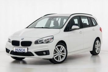 BMW 216d Gran Tourer Advantage  LP:36.243.-€ bei Autohaus Hösch GmbH in
