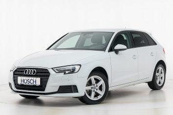 Audi A3 SB 30 TDI LP:39.535.-€ bei Autohaus Hösch GmbH in