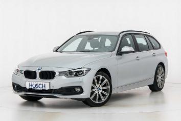 BMW 318d Advantage Touring LP:53.137.- € bei Autohaus Hösch GmbH in