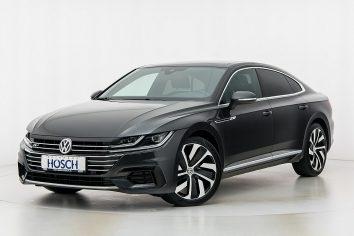 VW Arteon TDI R-Line Aut LP:61.469.-€ bei Autohaus Hösch GmbH in