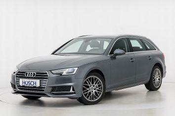 Audi A4 Avant TDI Sport Aut. LP:56.101.-/mtl.155.-* bei Autohaus Hösch GmbH in