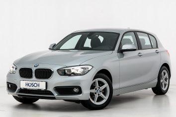 BMW 116d Advantage LP:33.713.-/mtl.103.-* bei Autohaus Hösch GmbH in