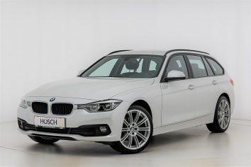 BMW 318d Advantage Touring  LP:48.164.-/mtl.119.-* bei Autohaus Hösch GmbH in