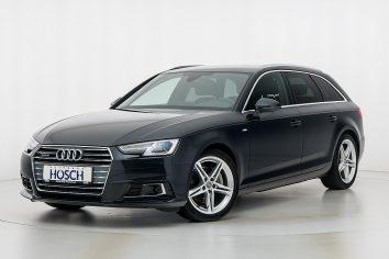 Audi A4 Avant TDI 4WD Sport S-Line Aut. LP:69.613,-€ bei Autohaus Hösch GmbH in