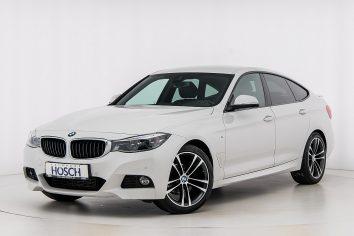 BMW 318d Gran Turismo M Sport Aut. LP:61.607.-€ bei Autohaus Hösch GmbH in