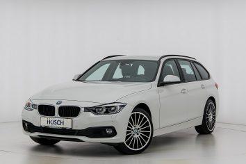 BMW 318d Kombi Advantage Aut LP:53.124.-€ bei Autohaus Hösch GmbH in