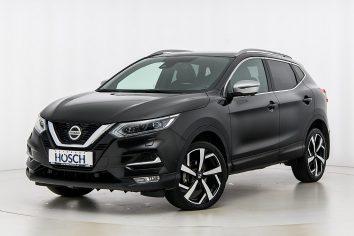 Nissan Qashqai 1,5 DCI  Tekna+ !VOLL!  LP:37.649.-€ bei Autohaus Hösch GmbH in